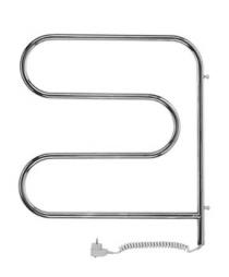 Электрический полотенцесушитель (змеевик)  F-образной формы