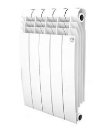 Биметаллический радиатор Royal Thermo BiLiner 500 (белый)