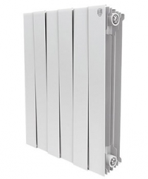 Биметаллический радиатор Royal Thermo PianoForte (белый)