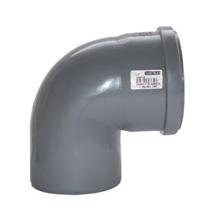 Отвод канализационные ПП 125х90
