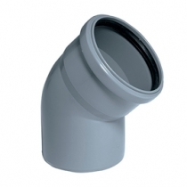 Отвод канализационный ПП 125х45