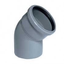Отвод канализационный. ПП 50х15